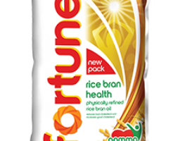 Fortune Health Refined Rice Bran Oil